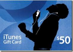 Códigos de iTunes hackeados (1/2)